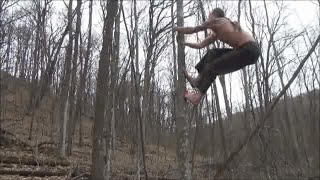 How to Climb Trees Without Branches