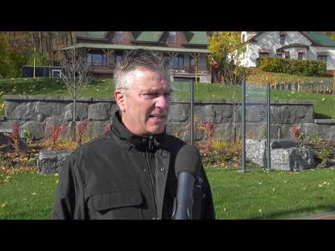 Un parc en hommage aux maires à Boischatel