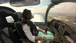 getlinkyoutube.com-Kels Solo Flight