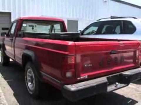 1989 Jeep Pickup
