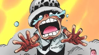 getlinkyoutube.com-One Piece 762 Manga Chapter Review- Trafalgar Law's Deathly Past! Corazon's Death? ワンピース 762