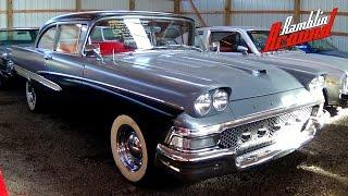 getlinkyoutube.com-1958 Ford Fairlane Hot Rod V8