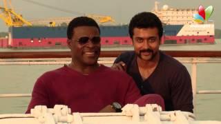 getlinkyoutube.com-Danny - Working With Suriya Is Great Pleasure | Singam 2 | Latest Tamil Movies