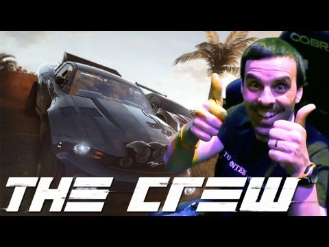 The Crew | Conduciendo por EEUU en el E3