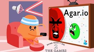 getlinkyoutube.com-Dumb Ways to Die 2: Agar.io Troll AREA FIFTYDUMB | DUMB WAYS IN SPACE