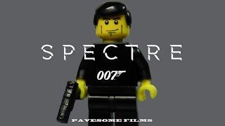 getlinkyoutube.com-LEGO 007: Spectre (Unlucky Gunbarrel)