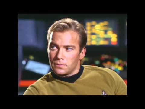 Captain Kirk Encounters... NYAN CAT