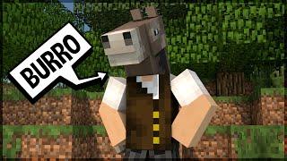 getlinkyoutube.com-Minecraft: EU SOU BURRO?! (MAPA MALDITO!)