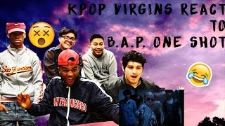 S.2 Ep.2 : KPOP VIRGINS React to B.A.P. - ONE SHOT