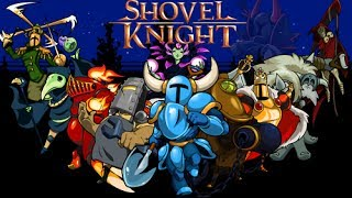 getlinkyoutube.com-Shovel Knight: All Boss Battles (Secret and Optional Bosses included)