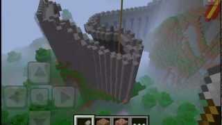 getlinkyoutube.com-Minecraft PE Seed Creations Ep. 1