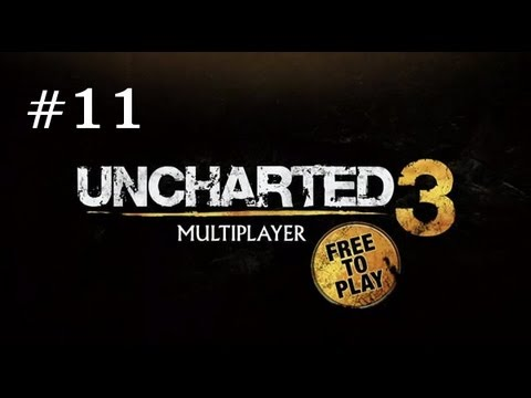 Uncharted 3 Free to Play - Multiplayer Part 11 - Team Deathmatch Goes To Overtime! [HD] (Commentary)