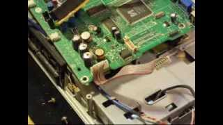 "getlinkyoutube.com-Magnavox LED TV Won't Turn on! No Power! Blank Screen! Easy Repair 15"" Panel TV Fix"