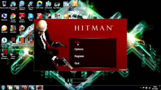 getlinkyoutube.com-Hitman Absolution start problem (the easiest way)