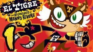 getlinkyoutube.com-El Tigre: The Adventures of Manny Rivera (PS2) Gameplay Level 1