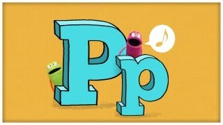 "getlinkyoutube.com-ABC Song: ""The Letter P"" by StoryBots"