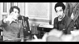 عبد الحليم حافظ - محمد الموجي - بروفة قارئة الفنجان
