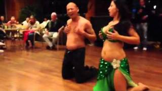 getlinkyoutube.com-Most famous sexy belly dance ever by Neke!!!