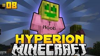 getlinkyoutube.com-DER NEUE NOOB?! - Minecraft Hyperion #08 [Deutsch/HD]