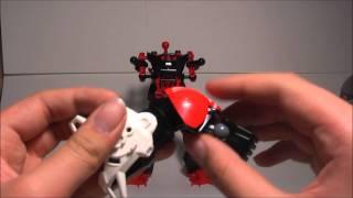 getlinkyoutube.com-HERO Factory MOC: Quazaknight and how to build it!