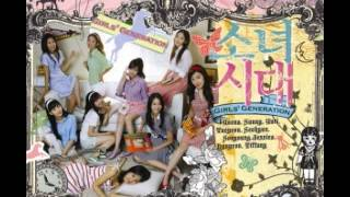 04. Girls' Generation (소녀시대) - Into The New World (inst.) (다시 만난 세계 (inst.)) - [The 1st Single]