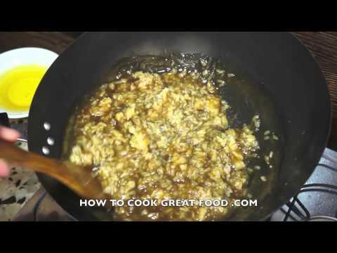 Biko Recipe - Pinoy Coconut Rice dessert