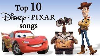 getlinkyoutube.com-Top 10 Disney-Pixar songs (Top 10 najlepszych piosenek od Disney-Pixar)