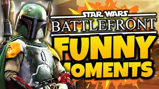Star Wars Battlefront: Funny Moments! - #2 - (SWBF 3 Gameplay)