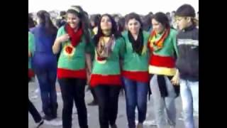 getlinkyoutube.com-احلى رقص بنات اكراد في عيد نوروز 2016 ( من موسسة فرحة)
