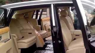 getlinkyoutube.com-Asantehene's Rolls Royce @ Manhyia Palace