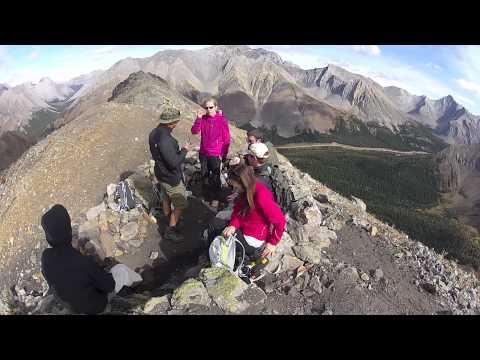 Pocaterra Ridge hike - Sept 30 - 2012
