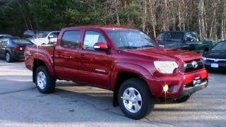 getlinkyoutube.com-2013 TOYOTA TACOMA SPORT TRD 4X4 DOUBLE CAB REVIEW BACK UP CAMERA WWW NHCARMAN COM
