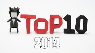 getlinkyoutube.com-Top 10 Origami 2014