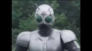getlinkyoutube.com-Kamen Rider BLACK RX Roar of the Future Fate   Shadow moon