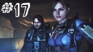 Resident Evil Revelations Gameplay Walkthrough Part 17 - The 4th Survivor - Campaign Episode 7
