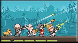 getlinkyoutube.com-Family Rush - Game Walkthrough