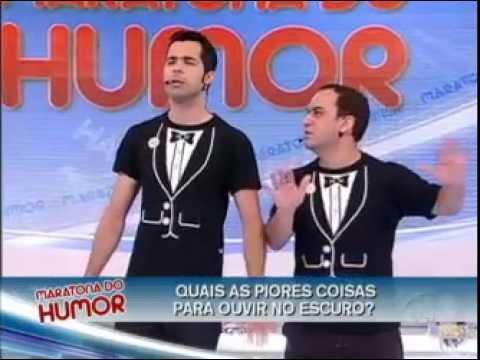 Maratona do Humor - EP 6 - 06-11-2011 - COMPLETO
