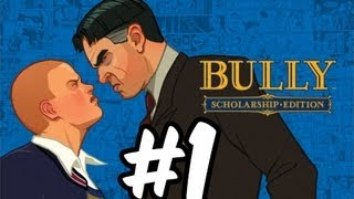 getlinkyoutube.com-Bully [Scholarship edition] #1 | شغب في مدارس لندن #1