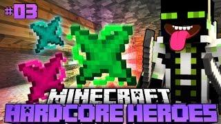 getlinkyoutube.com-ZUCKERSÜSSE ÜBERRASCHUNG?! - Minecraft Hardcore Heroes 2 - #03 [Deutsch/HD]