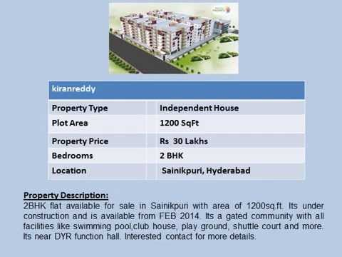 Properties in Sainikpuri Hyderabad