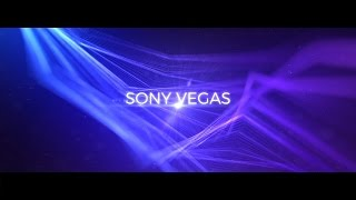 FREE TEMPLATE SONY VEGAS PRO 11 - 12 - 13 TITLES IN SPACE [TAME PRODUCCIONES]