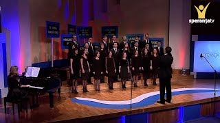 Grupul Voces - Vesnicul Dumnezeu - LIVE Speranta la orizont