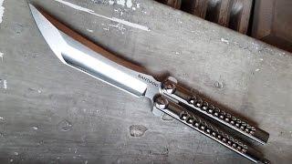 Santiago Knives Balisong