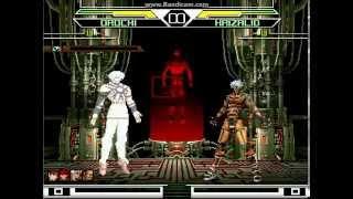 getlinkyoutube.com-DarkSide Battle V25 (Orochi Vs. Krizalid)