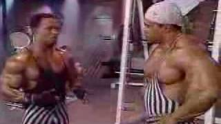 getlinkyoutube.com-Shawn Ray and Kevin Levrone