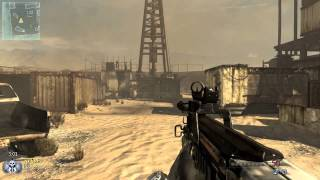 MW2 vs. MW3 gun sounds  comparison