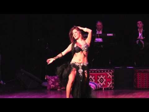 Sthefany Bellypassion & Mario Kirlis, New Baladi FESTIVAL INTERNACIONAL ESTRELLAS DE ORIENTE