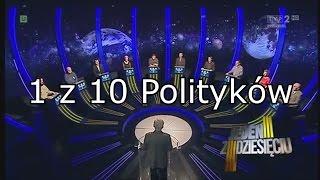getlinkyoutube.com-1 z 10 Polityków - Przeróbka