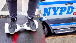 getlinkyoutube.com-HOVERBOARDS MADE iLLEGAL IN NYC
