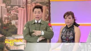 getlinkyoutube.com-แฉแต่เช้า - ตุ๊ก ดวงตา, ว่านไฉ  AF5 และ เปรม ทหารอากาศยอดกตัญญู  วันที่ 18 พฤศจิกายน 2558